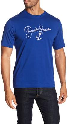 Brooks Brothers Rope Logo Tee