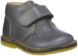 Naturino Baby Boys 4680 (Inf/Tod) -Anthracite Cuc.Mais - 4.5 Infant