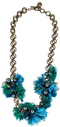 Lanvin Statement Necklace $525 thestylecure.com