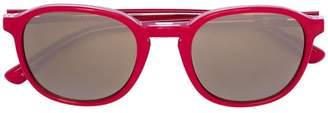 Linda Farrow round frame sunglasses