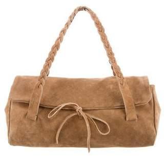 Miu Miu Suede Leather Shoulder Bag