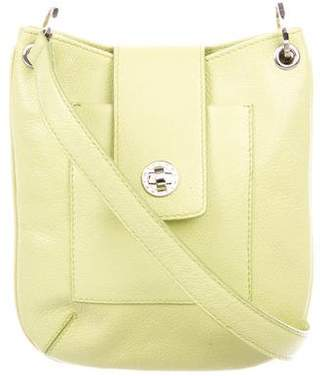 Bvlgari Grained Leather Crossbody