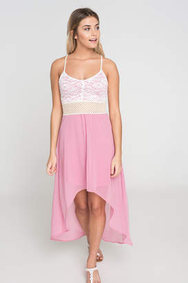 Ardene High-Low Maxi Dress