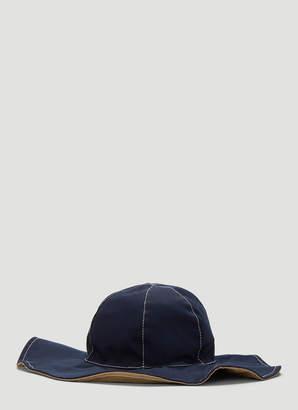 Marni Bucket Hat in Blue