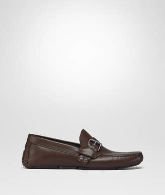 Bottega Veneta EDOARDO CALF WAVE BUCKLE DRIVER