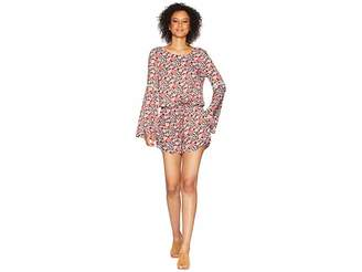Roper 1733 Country Floral Women's Jumpsuit & Rompers One Piece