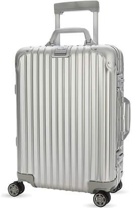 Rimowa Topas four-wheel cabin suitcase 55cm