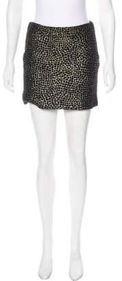 Diane von Furstenberg Jayde Wool Skirt