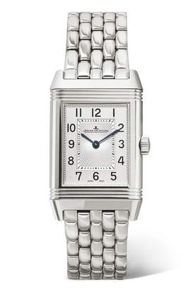 Jaeger-LeCoultre Reverso Classic 21mm Small Stainless Steel Watch - Silver