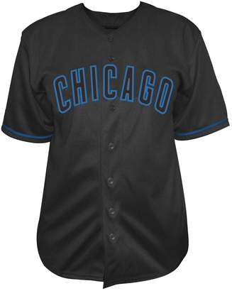 Majestic Big & Tall Chicago Cubs Replica Jersey