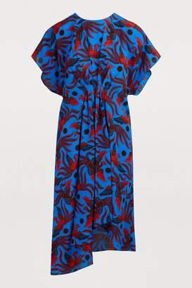 Kenzo Floral print dress