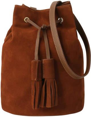 Heliopole (エリオポール) - エリオポール カウスウェード巾着バッグ