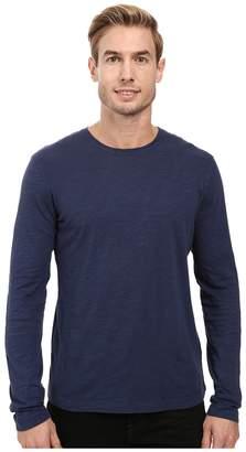 Mod-o-doc Venice Long Sleeve Slub Jersey Crew Tee Men's T Shirt