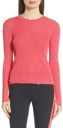 Rag & Bone Sylvie Crew Rib Knit Sweater