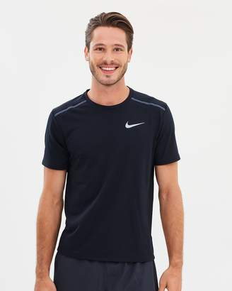 Nike Dri-FIT Rise 365 SS Running Top