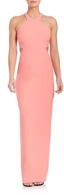 Elizabeth and James Tisha Cutout Dress $595 thestylecure.com
