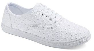 Women's Lunea Canvas Sneakers - Mossimo Supply Co. $16.99 thestylecure.com