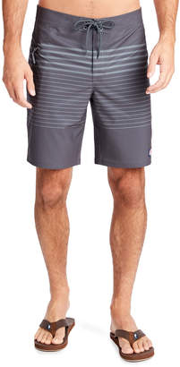 Vineyard Vines Ledgemont Stripe Tech Board Shorts