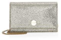 Jimmy Choo Florence Sparkle Crossbody Bag