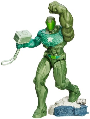 Hasbro Marvel Avengers Playmation Super Adaptoid Villain Smart Figure