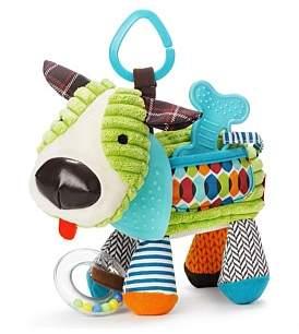 Skip Hop Hound Dog Bandana Pals Stroller Toy