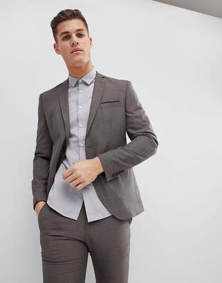 Selected Slim Wedding Suit Jacket