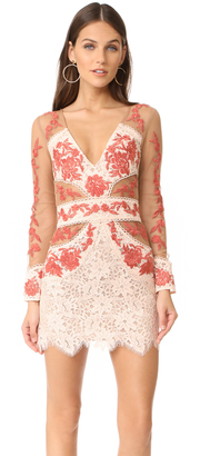 For Love & Lemons Matador Tulle Dress $356 thestylecure.com