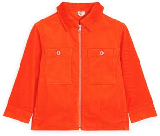 Arket Corduroy Zip Jacket