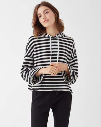Splendid West Village Stripe Hoodie