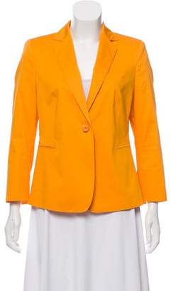 Akris Punto Notch-Lapel Lightweight Blazer
