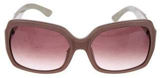 Fendi Square Logo Sunglasses