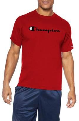 Champion Short Sleeve Logo Graphic Tee (Big & Tall)