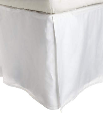 Superior 300 Thread Count Egyptian Cotton Solid Bed Skirt - King Bedding