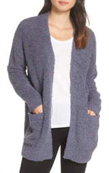 Barefoot Dreams CozyChic(TM) Cardigan