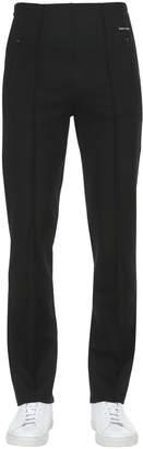 Balenciaga Jersey Crepe Track Pants