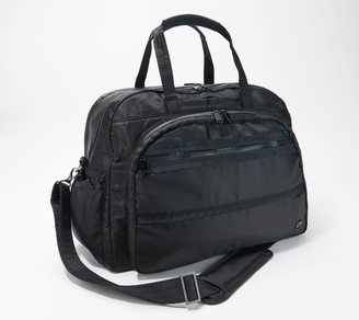 Lug Carry-all Overnight Bag with RFID - Steamboat