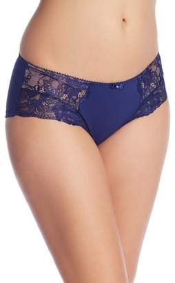 Parfait Lace Panel Hipster Panties (Regular & Plus Size)