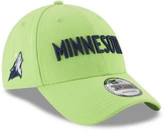 New Era Minnesota Timberwolves Statement Jersey Hook 9FORTY Cap