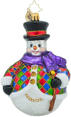 Christopher Radko Chilly-Quin Ornament