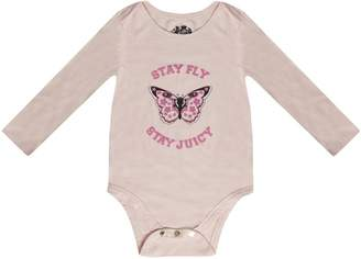Juicy Couture (ジューシー クチュール) - Butterfly Garden 3-Piece Onesie Set for Baby