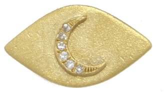 Ileana Makri EYE M by Moon Evil Eye Single Stud Earring