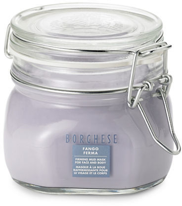 Borghese Borghese Fango Ferma Firming Mud Mask for Face and Body in a Mason Jar