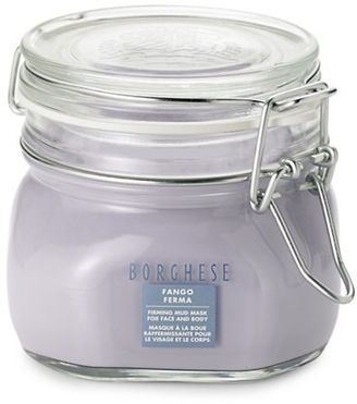 Borghese Fango Ferma Firming Mud Mask for Face and Body in a Mason Jar