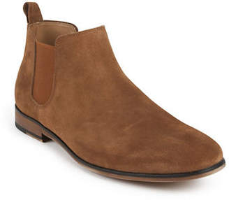 Kenneth Cole Reaction Guy Suede Chelsea Boots
