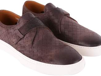 Doucal's Glasgow Leather Sneakers