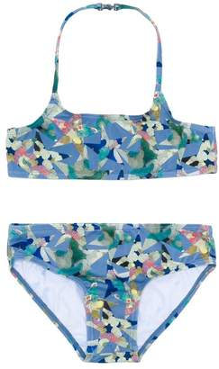 Stella McCartney printed bikini set