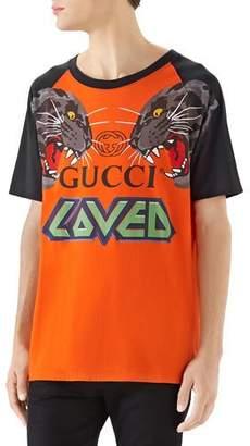 4eb86a90ff6 Gucci Orange Men s Shirts - ShopStyle