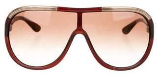 Tom Ford Farrah Oversize Sunglasses