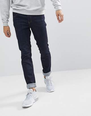 Wesc Alessandro Slim Fit Jeans in Rinse Denim