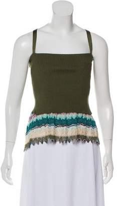 Missoni Knit Sleeveless Top w/ Tags